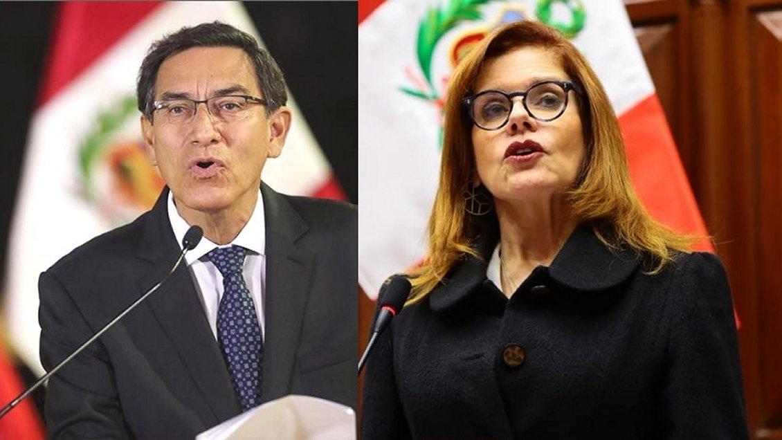 Crisis en Perú: el Congreso aprueba suspender a Vizcarra de su cargo como presidente horas después de que disolviera el Parlamento