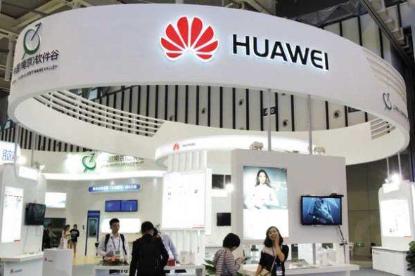 Huawei fabrica nuevos teléfonos inteligentes sin ningún componente estadounidense