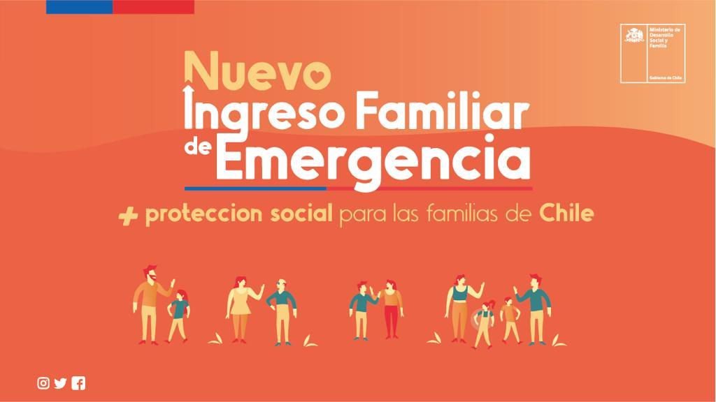 Nuevo Ingreso Familiar de Emergencia: Mayor cobertura para los hogares más vulnerables