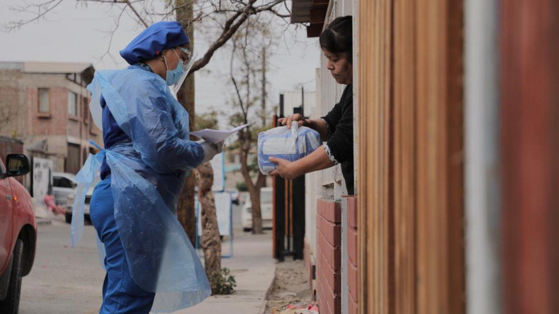 CESFAM de Copiapó triplican entregas domiciliarias de medicamentos y alimentación especial durante la cuarentena