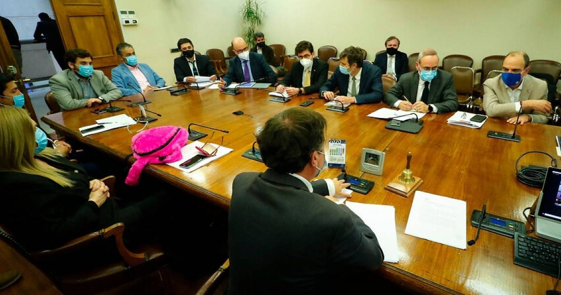 Comisión de Constitución de la Cámara aprobó la idea de legislar el segundo retiro del 10%