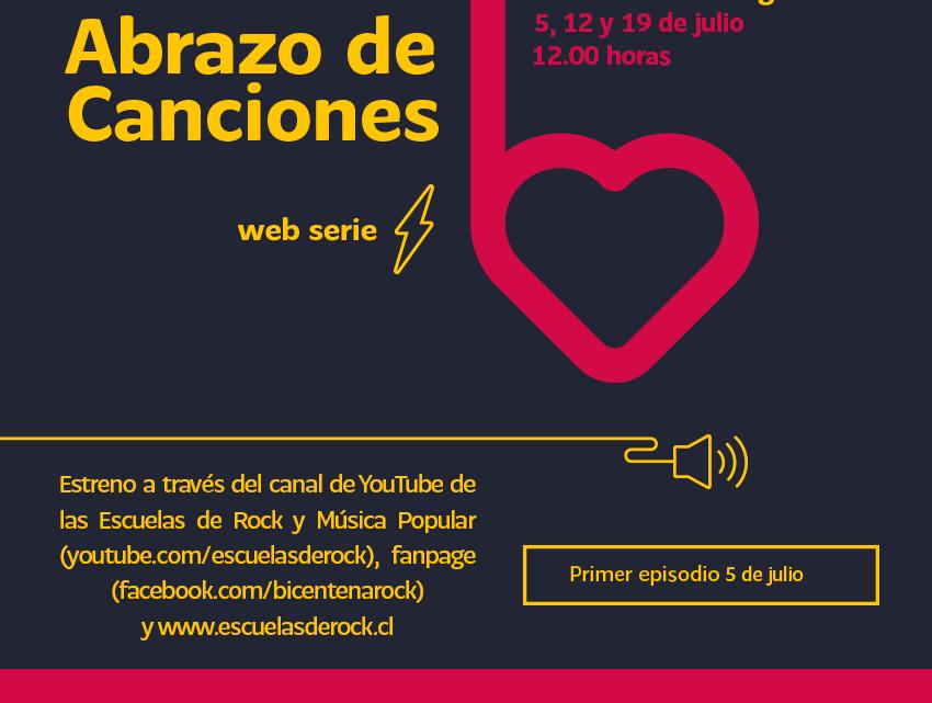 """Ministerio de las Culturas une a músicos de Arica a Magallanes en festival online """"Abrazo de canciones"""""""