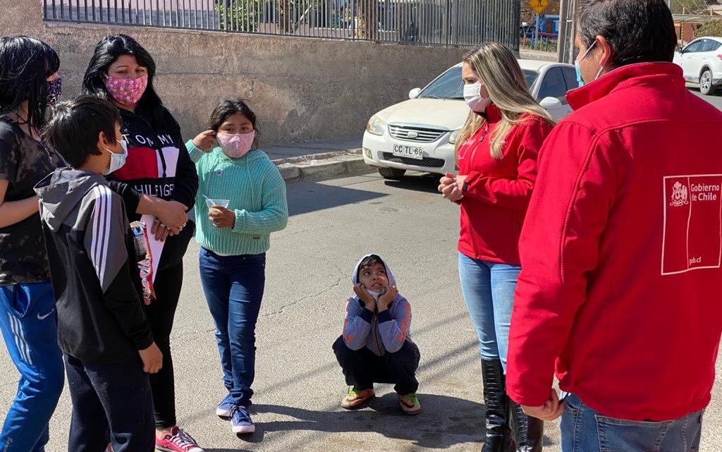 Ministerio de Desarrollo Social y Familia realiza llamado a ser responsables con los paseos de los niños en comunas con cuarentena