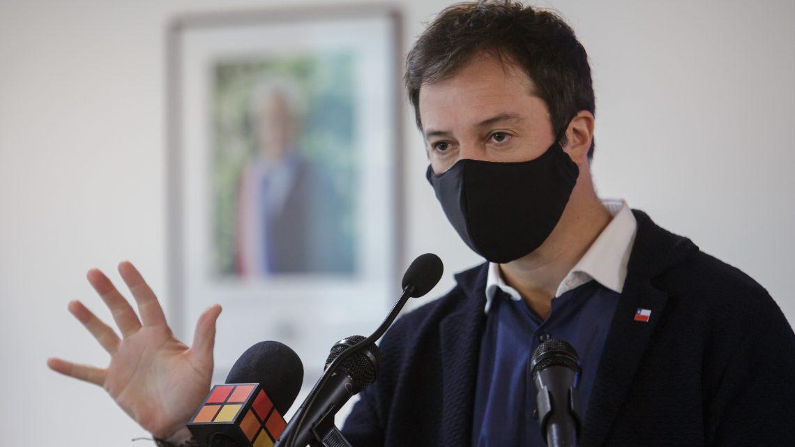 Ministro de Economía presentó el Termómetro de la Reactivación